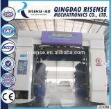Túnel automático Máquina de lavado de automóviles con sistema de secado de los precios de equipos de alta calidad irán