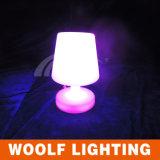 다채로운 버섯 다색 변화 LED 밤 빛