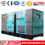 三相水によって冷却される40kw 50kVAの無声ディーゼル発電機
