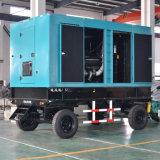 Groupe électrogène diesel portable avec moteur Perkins