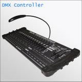 DMXのマスター384コンソールオペレータDJは軽いコントローラを上演する