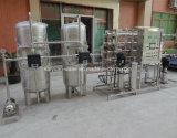 Selbst-Edelstahl-umgekehrte Osmose-Wasser-Filter-System des PLC-Steuer2000lph