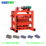 Block der niedriger Preis-Betonstein-Maschinen-Qtj4-40 und Ziegeleimaschine