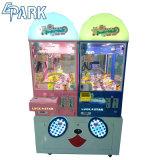 Arcade baratos dos jugadores de la grúa de garras de la máquina para la venta