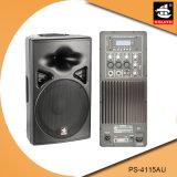 15 Zoll PROaktiver Plastiklautsprecher PS-4115au USB-200W Ableiter-FM