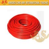 La seguridad de gas Gas de PVC flexible con el racor