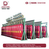 Sistema automático de alta presión de la lucha contra el fuego del CO2 70L del extintor