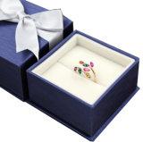 Collar de cartón personalizada Regalo Joyeria Joyería/caja de embalaje de regalo