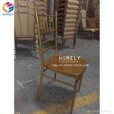 Neuer Tiffany-Falz-Stuhl des Entwurfs-2017 für Hochzeit und Ereignis
