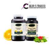 Estratto del seme dell'uva/gestione verde del chicco di caffè/peso della vitamina C che dimagrisce capsula