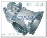 Boîtier de thermostat de pièces d'auto d'engine/sortie de l'eau pour Isuzu (1-13716147-2)