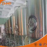 100L 200L 1000Lの自己DIYビール醸造の円錐発酵槽のビール醸造所の発酵タンク