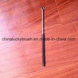 Escova 0rifice pequena inoxidável da barra de aço do fio de nylon (YY-553)