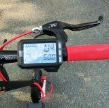 X8 новейший опыт одного электродвигателя поворота для скутера
