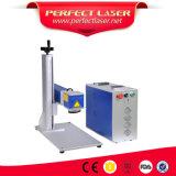 машина маркировки лазера волокна 20W 30W пластичная с Ce