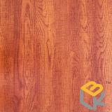 Het houten Decoratieve Melamine Doordrongen Document van de Korrel voor Vernisje, Keuken, Vloer, Deur en Meubilair van Chinese Fabrikant