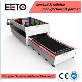 Corte láser CNC Eeto / máquina de corte para la publicidad el logotipo de metal