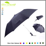 Customized Open Car 23inch X 8K 2 Fold Advertizing Logo Print Umbrella