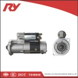 3.2Kw 24V 9t du moteur pour chariot élévateur à fourche Komatsu/Stackingmachine/Chariot élévateur à fourche (4JA1/4JG2)