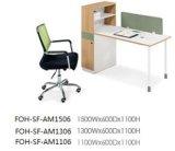 Preiswerter Preis hergestellte Einzelsitz-Stab-Computer-Schreibtische