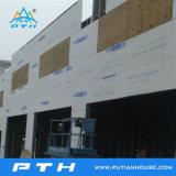 Modulares Stahlkonstruktion-vorfabriziertbauvorhaben für Lager/Werkstatt/Fabrik