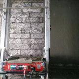 Mélangeur automatique de plâtre de construction/machine concrète automatique de rendu