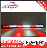 24W 4D de Waarschuwing Lightbar van de Adviseur van het Vrachtverkeer