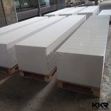 12mm Blanc Glacier Surface solides Corian feuille acrylique