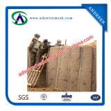 Uso della fabbrica della barriera di Hesco di alta qualità nei militari