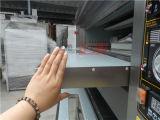 3 de Oven van het Dek van de Deur van het Roestvrij staal van het Gas van lagen en van 9 Dienbladen (zbb-309M)