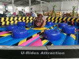 Máquina mecânica do passeio Rental de Bull com fusão