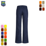 Baumwollfrauen-Arbeits-Hosen des billig 65% Polyester-35%