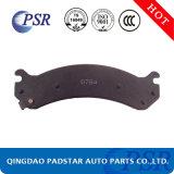 Китай производитель высококачественных малых пассажирских автомобилей Nissan Brakepad/Toyota