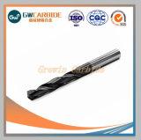 O carboneto de sólidos de tungsténio CNC 2/3/4 flautas