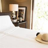 Haupttextilbaumwollbett-Blatt-Sets für Hotel