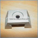 Le bâti de haute précision partie la plaque de usinage de rotation de Pressore de pièces de commande numérique par ordinateur