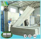 Raad van de Muur van de Sandwich van het Cement van de Vezel van de Isolatie van de Hitte van Zjt de Nieuwe Lichtgewicht