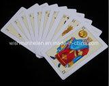 Do PVC cartões 100% de jogo espanhóis plásticos