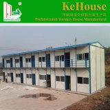 K pulsa el material prefabricado del edificio de oficinas del marco de acero