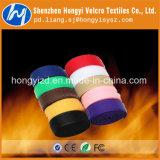 Flama material do nylon de 100% - gancho & laço retardadores de Velcro