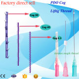 Elevación absorbible Corea de la cuerda de rosca de Polydioxanone Pdo de las suturas