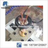 Riscaldamento di induzione del tubo di rame che brasa la saldatrice ad alta frequenza