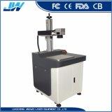 Gravure au laser Marquage//de coupe avec équipement Raycus de puissance pour le joint métallique/Pet Tag/Yeti Cup