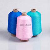 Matériau 100 % polyester et de filament, FDY DTY POY Type de fil de polyester