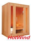 Sauna a vapor Sauna Finlandesa tradicionais em pedra de turmalina Sauna seca