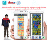 2018 новый дизайн! ! Мобильный телефон картирование подземных наличия воды в топливе