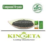 Equilibrar o fertilizante 15-15-15 100% adubo orgânico