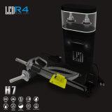 Lmusonu R4 Selbstselbstzusatzgerät des Auto-Scheinwerfer-H7 LED der Scheinwerfer-LED der lampen-40W 4800lm