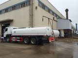 Carro del tanque de Sprinker del agua de Sinotruk HOWO
