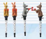 قلم حيوانيّة, قلم [مولتيفونكأيشن]